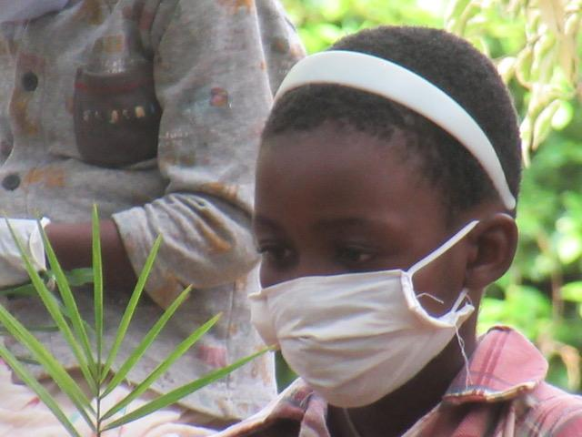 Pane, Sapone e Mascherine per il Malawi