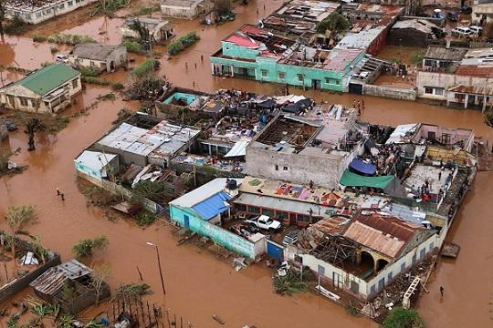Aid Agencies Coordinate Response to Idai Cyclone